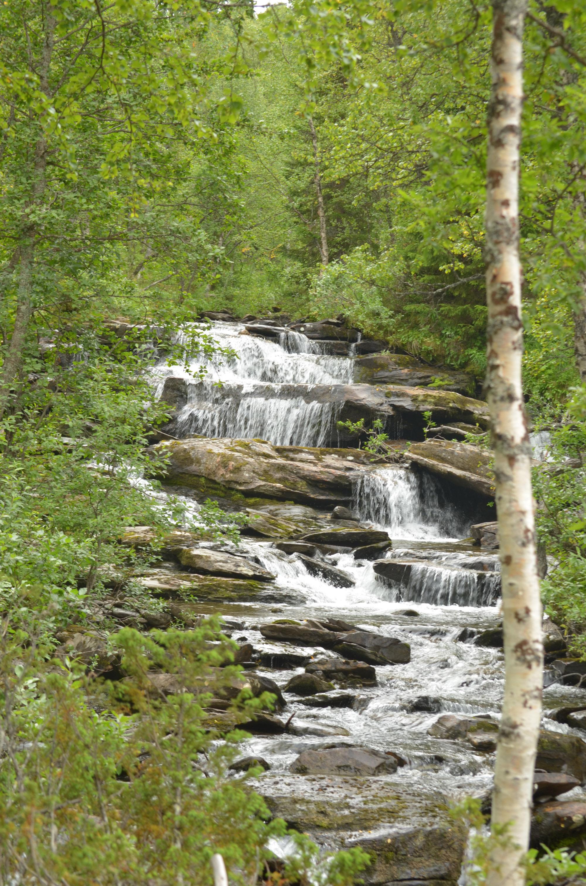 Ammarnäs Vattenfall