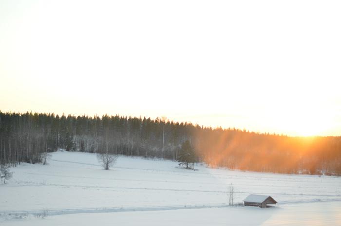 Vintervärld