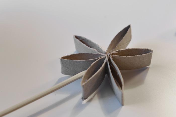 DIY blomma
