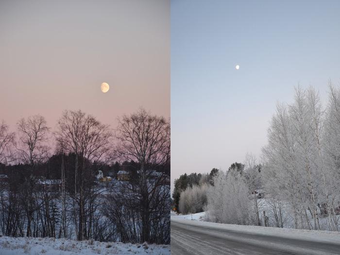 månen bilder