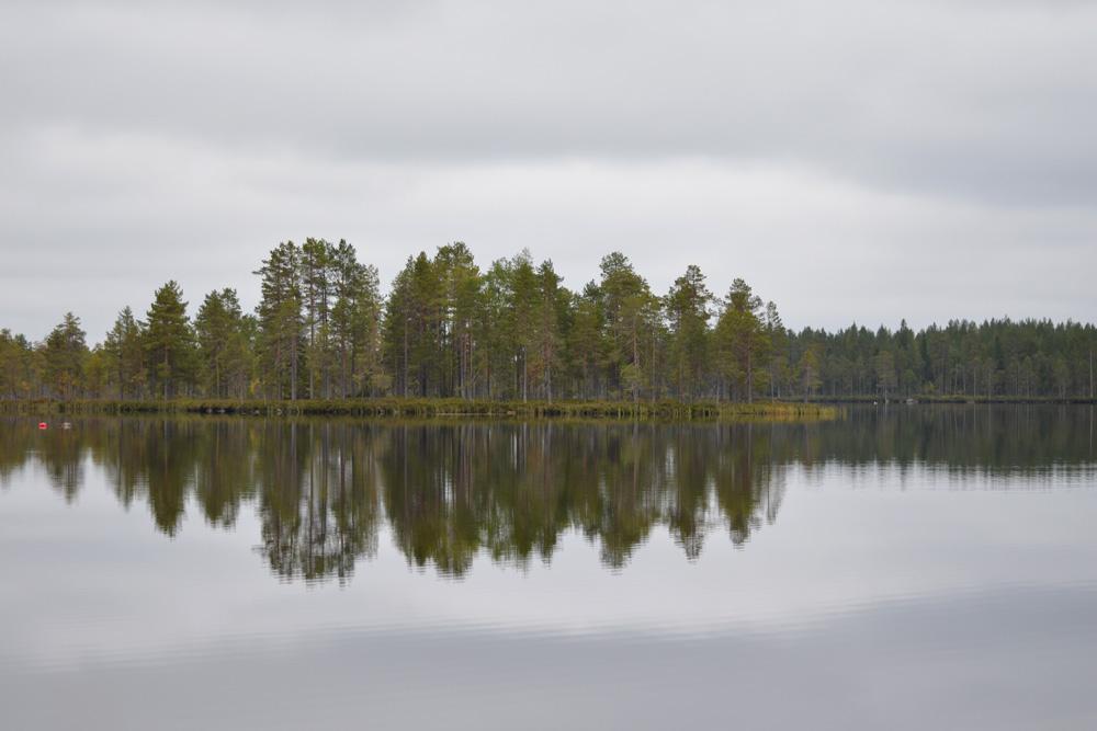 fiskesjö