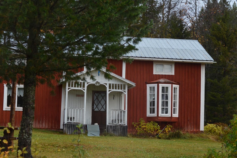 äldre hus
